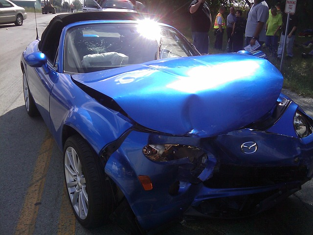 What should I do if I'm involved in a motor accident